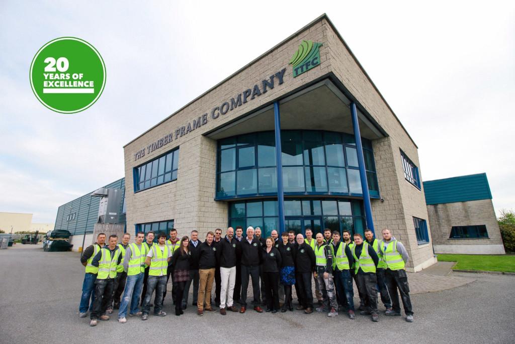 The Timber Frame Company (TTFC) Ireland - Eco Passive Housing